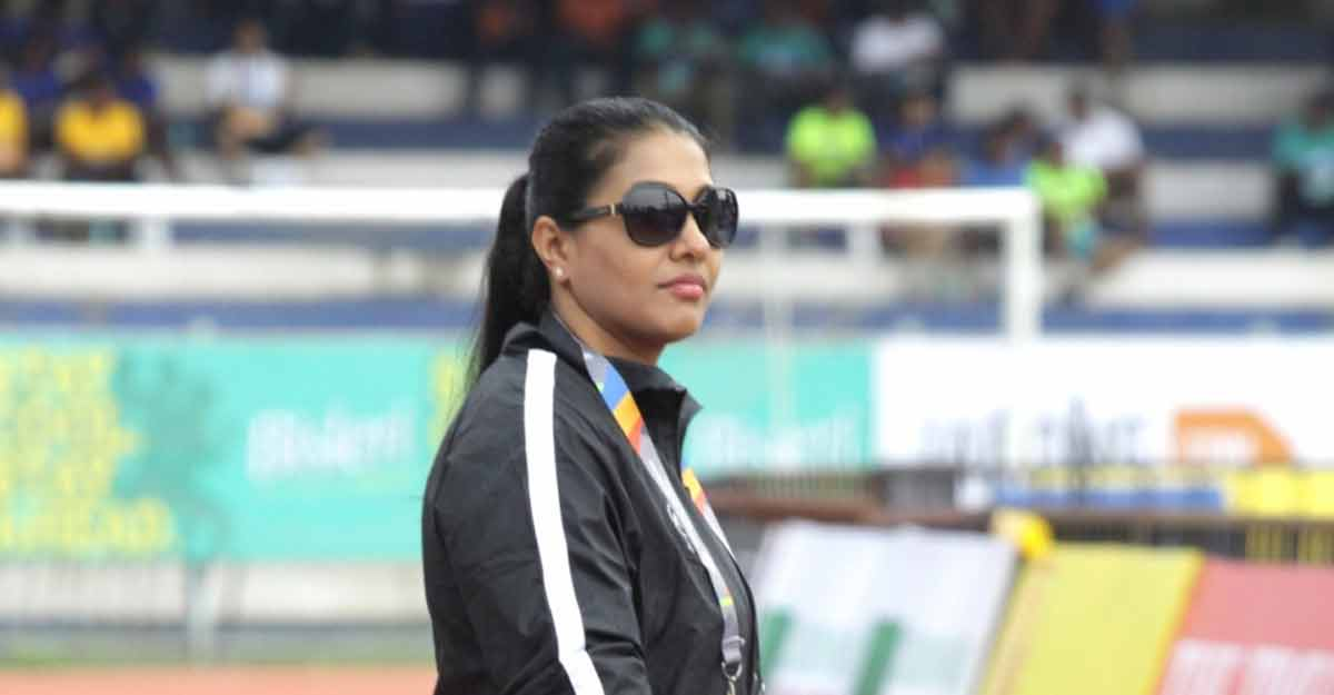 Anju Bobby George reveals she reached dizzy heights with single kidney