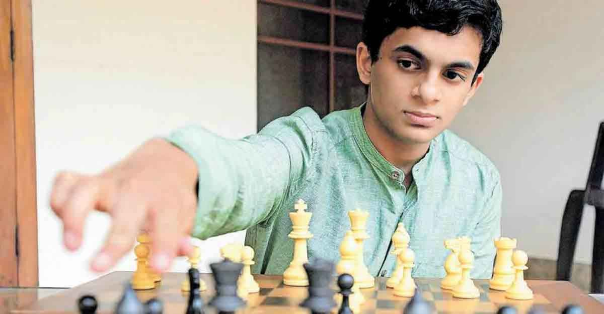 How Kerala chess prodigy Nihal stays focussed: 4 hours of daily training & worry-free attitude
