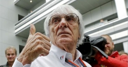 Former F1 boss Ecclestone set to become father at 89
