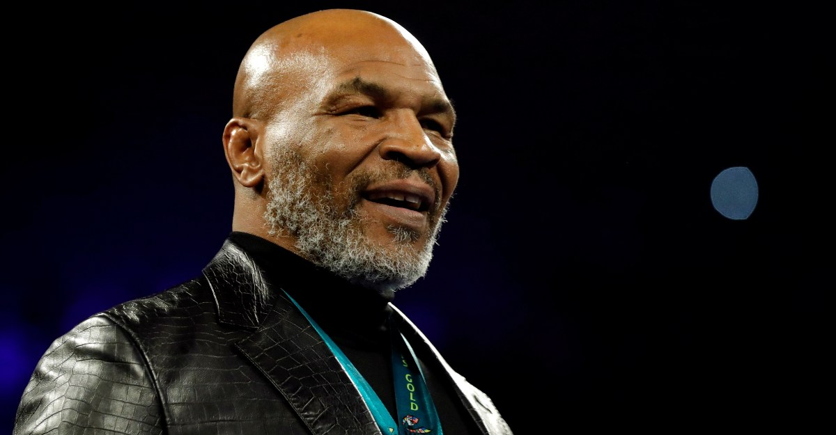 Tyson to come out of retirement in September