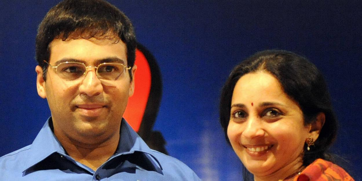 Anand and Aruna