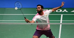 Gopichand confirms recommending Prannoy for Arjuna Award