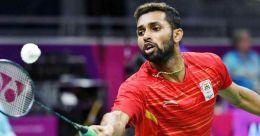 Prannoy apologises to Badminton Association of India