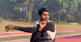 Army star Jinson Johnson confident of qualifying for Tokyo Olympics