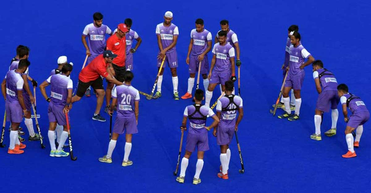 Indian men's hockey team's camp in doubt after COVID-19 scare