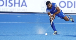 Indian hockey player Surender Kumar readmitted to hospital