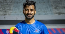 Indian hockey captain Manpreet, four others test COVID-19 positive