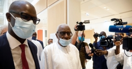 Ex-head of world athletics Diack jailed for corruption