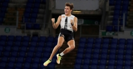 Duplantis produces highest-ever outdoor pole vault jump