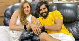 Jwala Gutta gets engaged to actor Vishnu Vishal