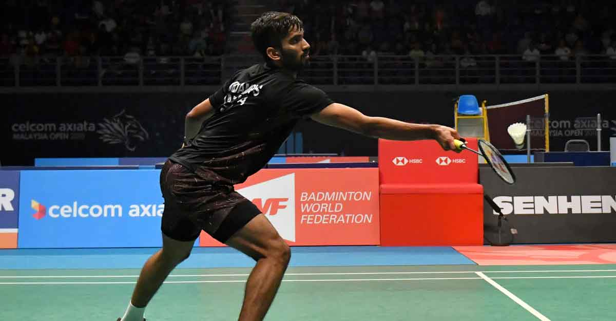 Thailand Open: Saina, Srikanth enter second round