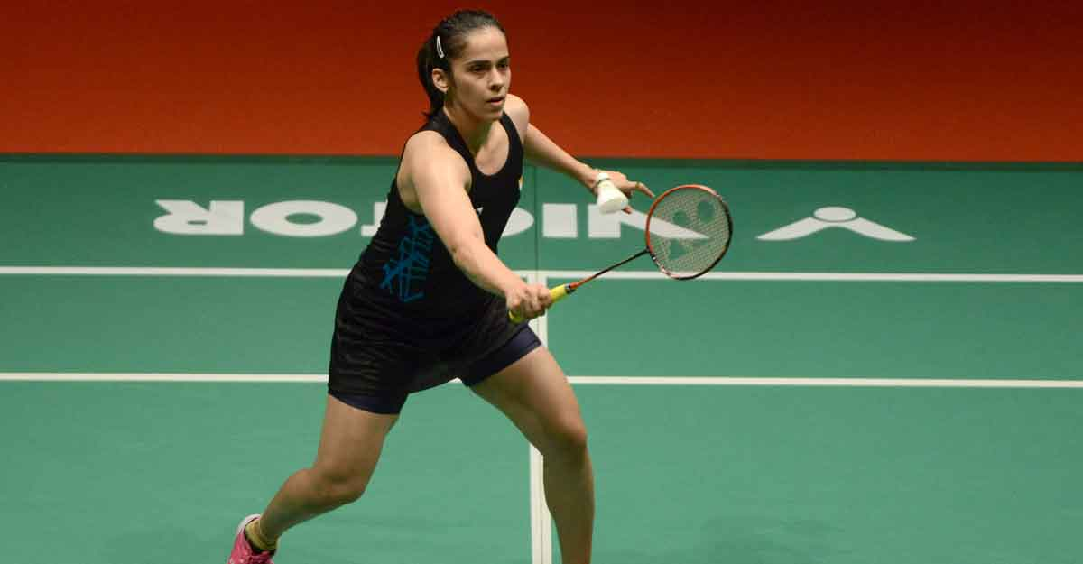 Saina looked out of shape in Thailand: Vimal Kumar