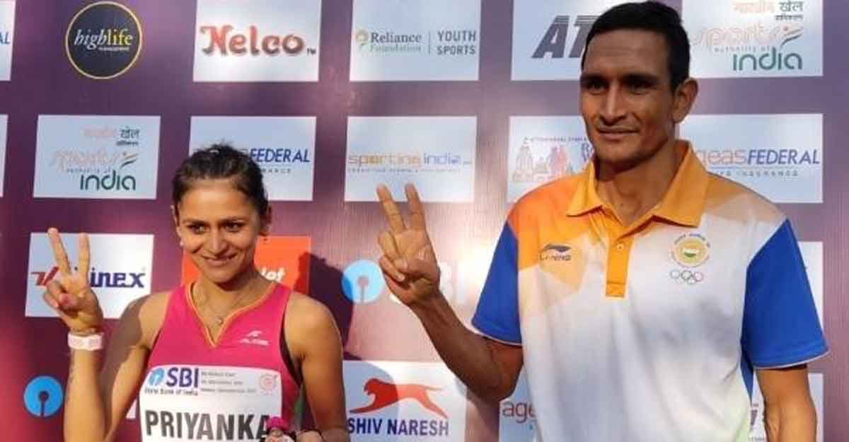 Three more Indian race walkers qualify for Tokyo Olympics