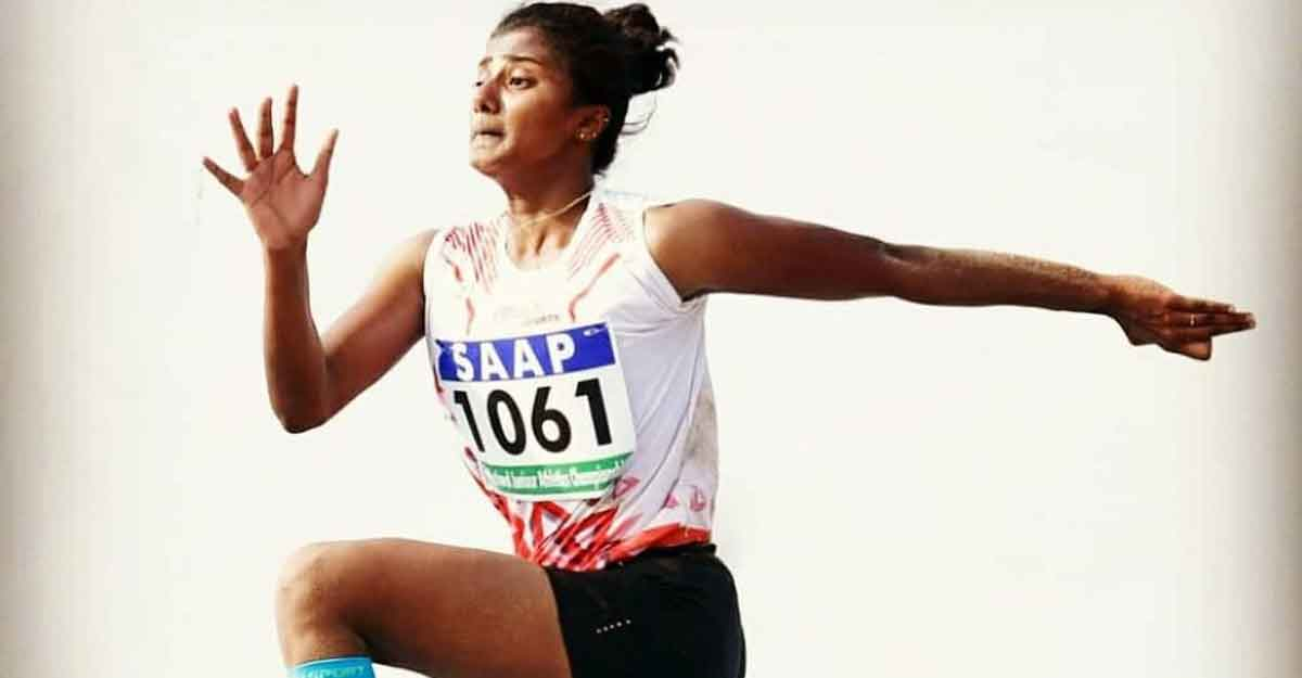 US scholarship first step towards Kerala triple jumper Lizbeth's Olympic dream