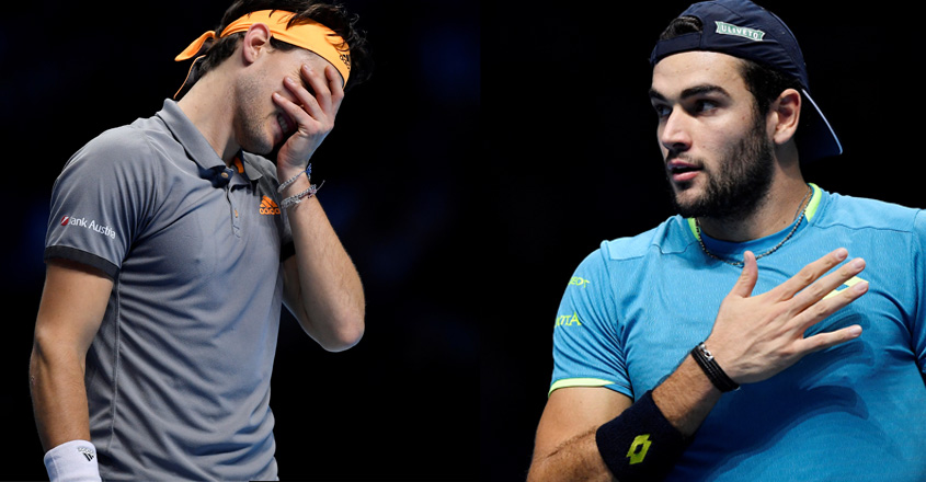 ATP Finals: Berrettini signs off with victory over Thiem