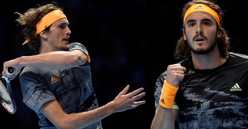 ATP Finals: Tsitsipas beats Federer to set up final clash with Thiem