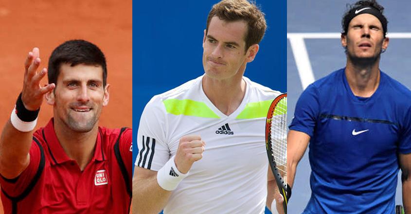 Djokovic, Nadal, Murray win at Davis Cup Finals
