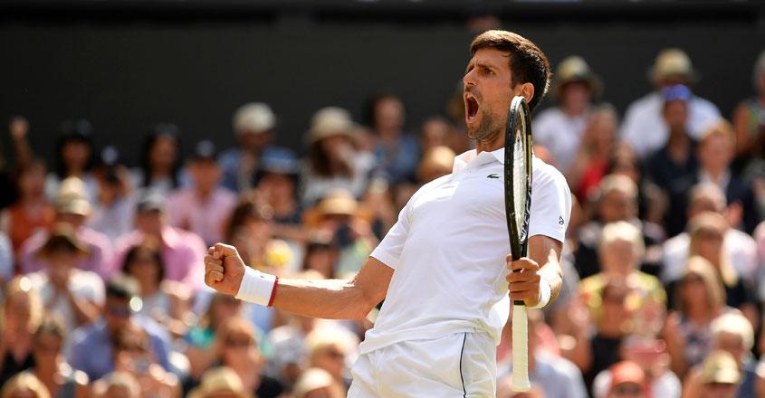 Djokovic holds off spirited Spanish challenge to reach Wimbledon final
