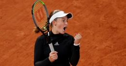 French Open: Ostapenko stuns second seed Pliskova