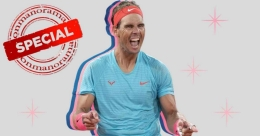 Nadal continues love affair with Roland Garros