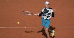 French Open: Sinner overpowers feverish Zverev