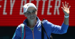 Beer-drinking Barty to remain world No. 1
