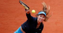 Collins through to maiden French Open quarterfinals