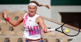 French Open: Kvitova sails into semifinals