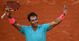 French Open: Nadal eases past  Schwartzman, enters summit clash