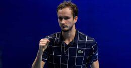 ATP Finals: Easy for Medvedev, Djokovic