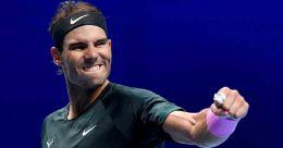 ATP Finals: Nadal through to semifinals