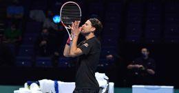 ATP Finals: Thiem pips Djokovic to enter final