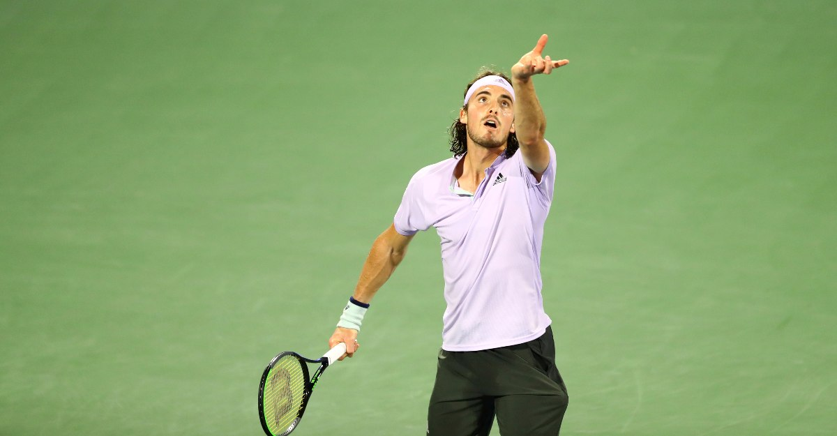 Yearly Lockdown Would Be Good For Planet Tsitsipas Tennis News Onmanorama