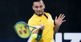 Kyrgios labels ATP chief a 'potato'
