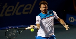 Wawrinka one of the best ever, says coach Norman
