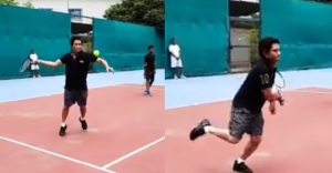Tendulkar seeks forehand tips from Federer