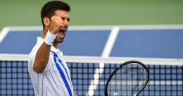 Unstoppable Djokovic clinches Western & Southern Open title
