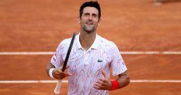 Top seeds Djokovic, Halep reach Italian Open final