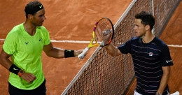Italian Open: Nadal crashes out, Djokovic enters semis
