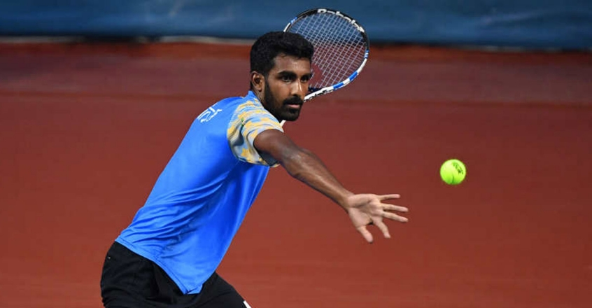 Prajnesh crashes out of French Open qualifiers