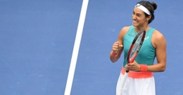 US Open: Caroline Garcia stuns top seed Pliskova