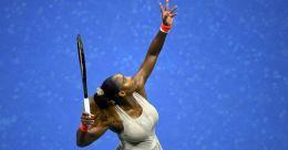 US Open: Serena Williams through to third round