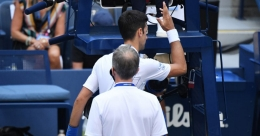 Reaction to Djokovic's disqualification from US Open