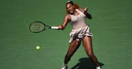 US Open: Serena Williams scores hard-fought win to reach quarterfinals