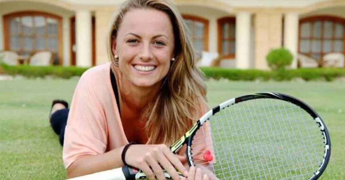 Slovakian tennis player Baskova banned for 12 years
