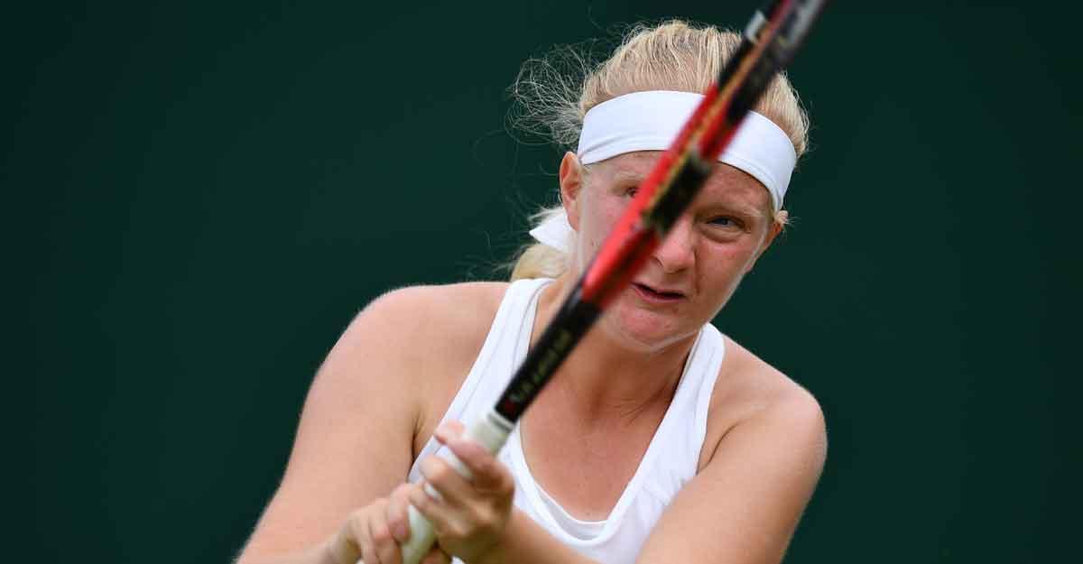 Francesca Jones overcomes rare physical condition to qualify for Australian Open