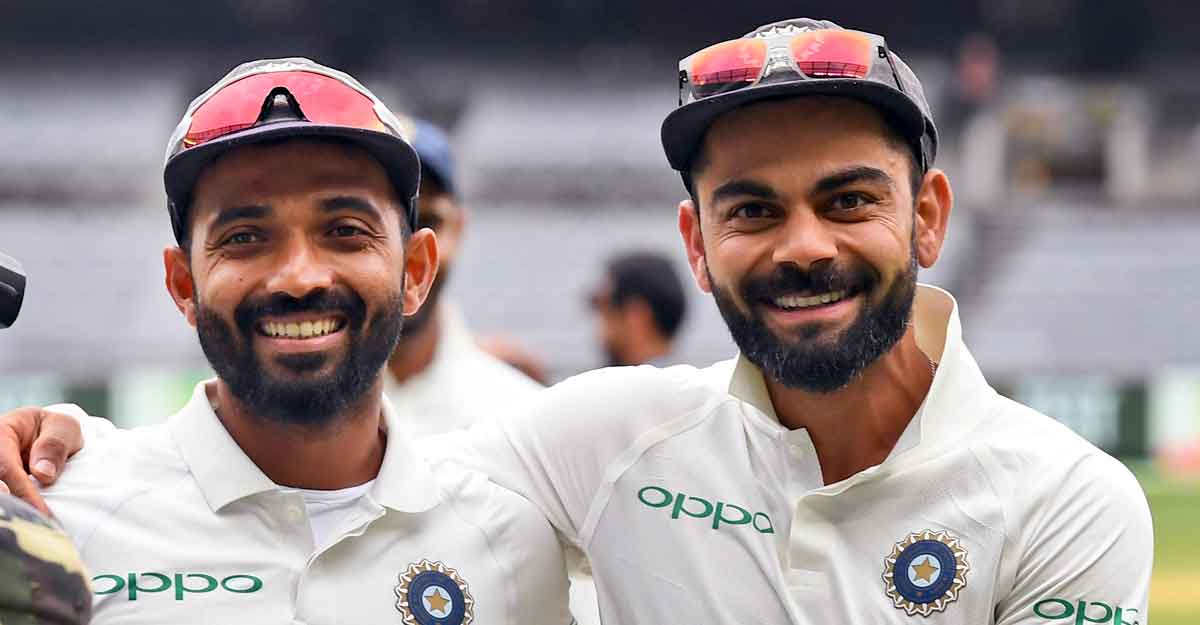 Column | Kohli & Rahane – as different as chalk and cheese