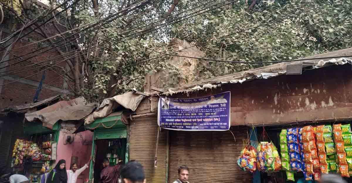 The neglected Delhi 6 haveli of Indira Gandhi's mother