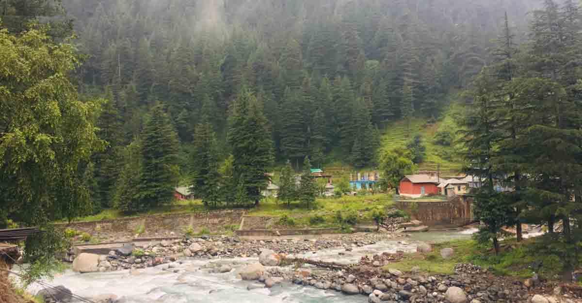 Barot, Himachal Pradesh