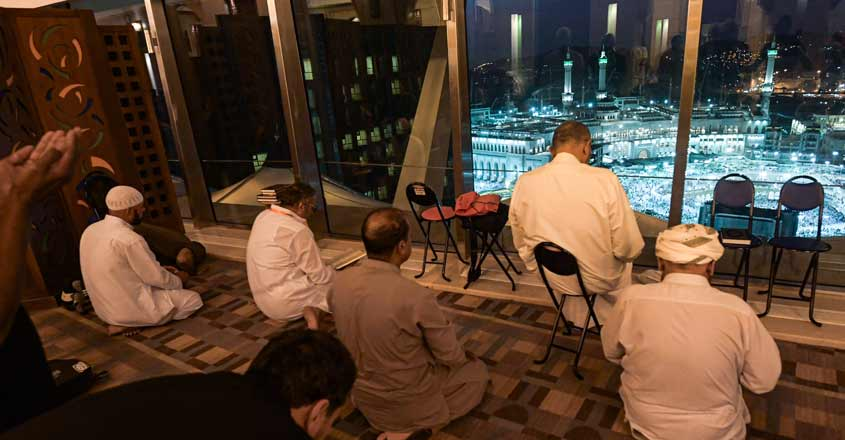Room with a view: Mecca hotels offer VIP hajj experience
